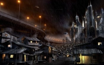 Fantasy - City Wallpapers and Backgrounds