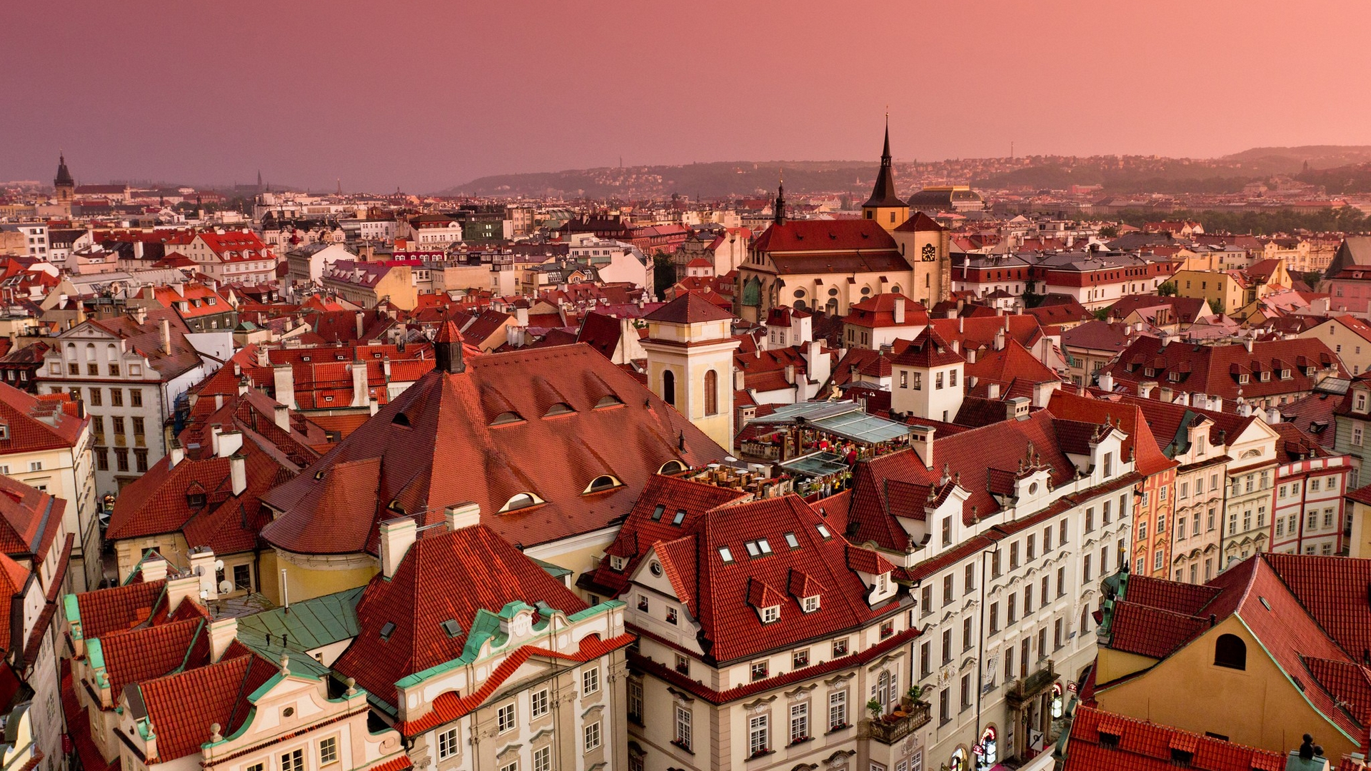Prague Hd Wallpaper Background Image 1920x1080 Id