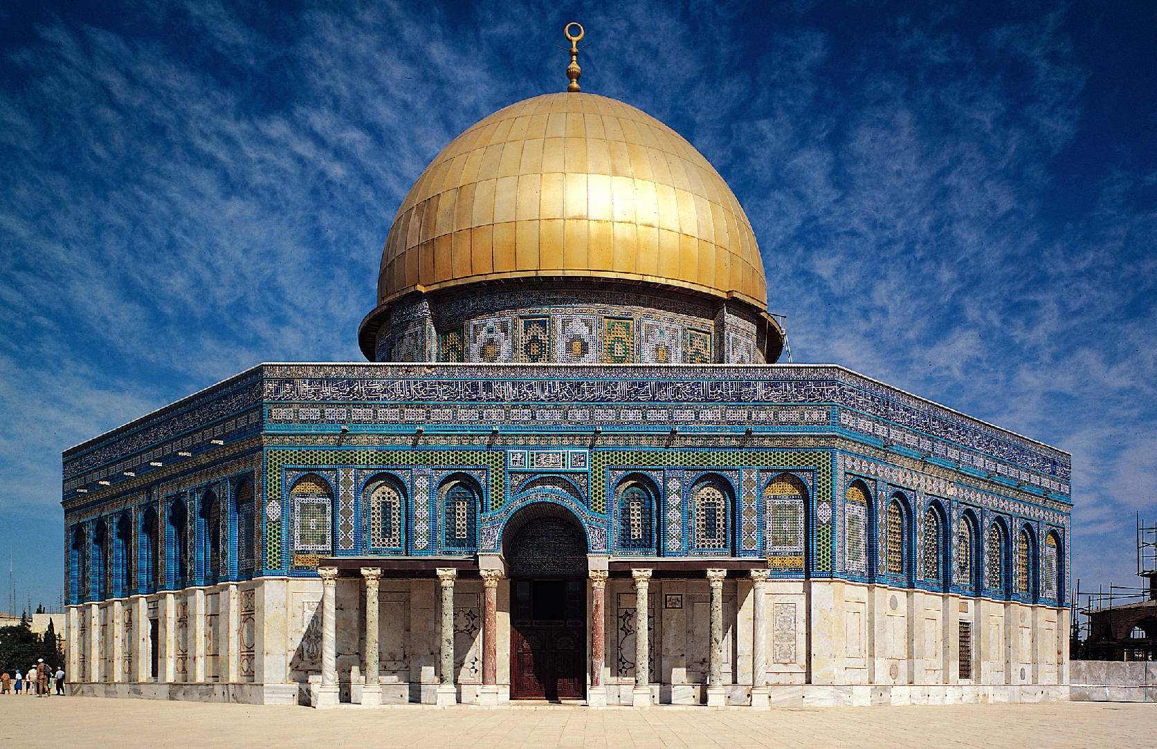 3 Dome Of The Rock HD Wallpapers
