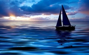Vehicles - Sailing Boat Wallpapers and Backgrounds ID : 427592