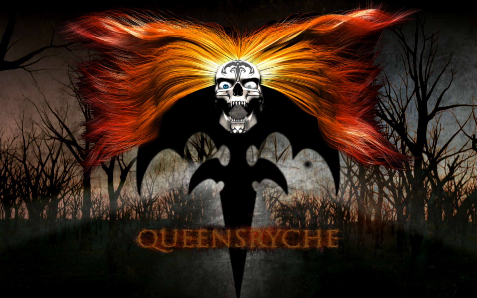 Queensryche Full HD Wallpaper and Background Image ... Queensryche Logo
