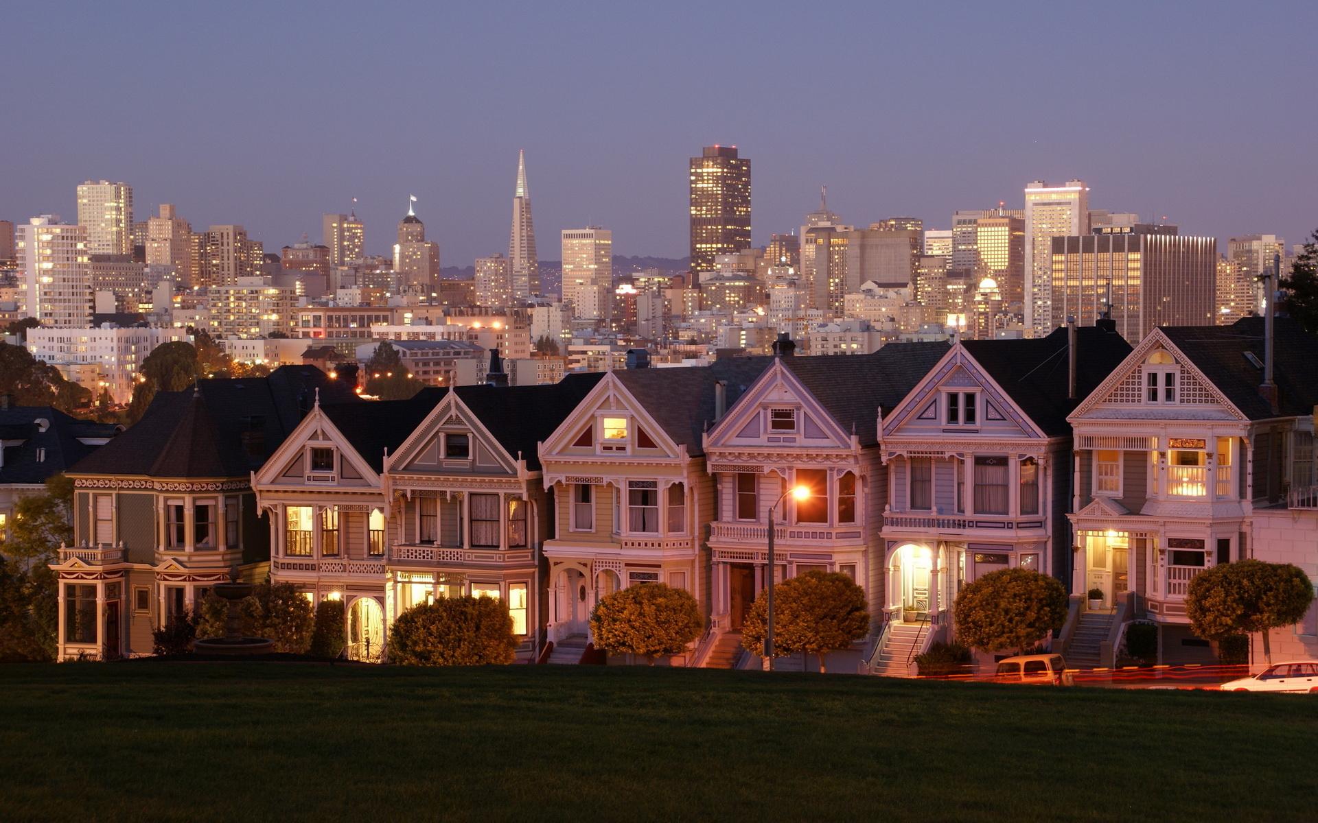 San Francisco Fond D 233 Cran Hd Arri 232 Re Plan 1920x1200