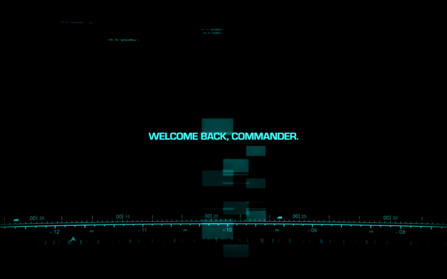 welcome back commander computer wallpapers desktop