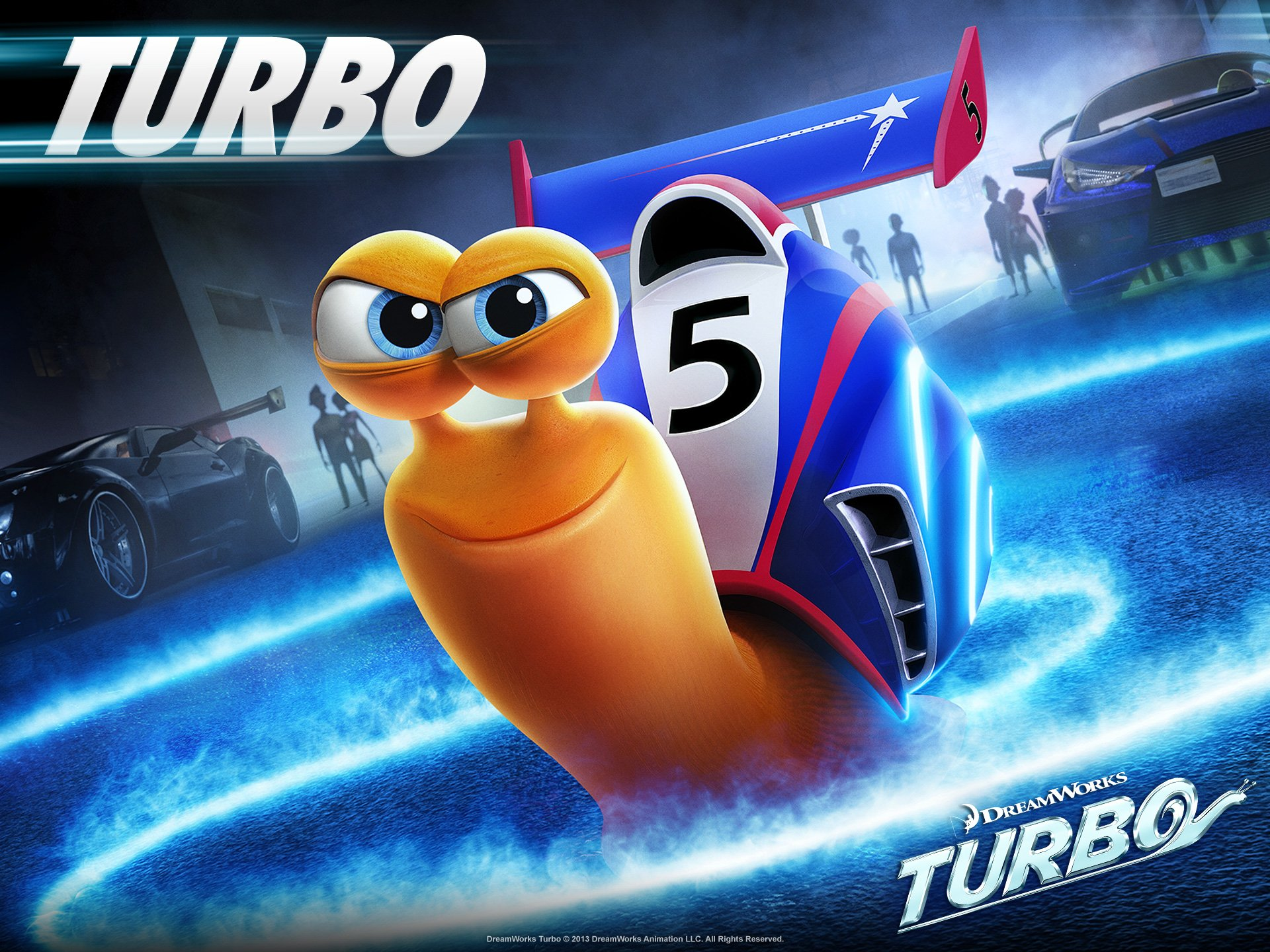 29 Turbo HD Wallpapers