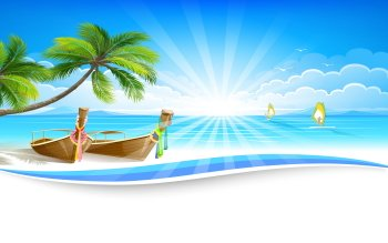 Artistic - Beach Wallpapers and Backgrounds ID : 428136