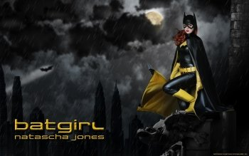 Comics - Batgirl Wallpapers and Backgrounds ID : 428810
