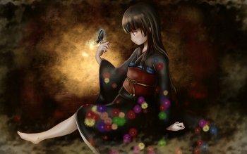 Anime - Jigoku Shojo Wallpapers and Backgrounds ID : 428811
