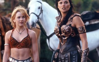 Televisieprogramma - Xena Warrior Princess Wallpapers and Backgrounds ID : 428833