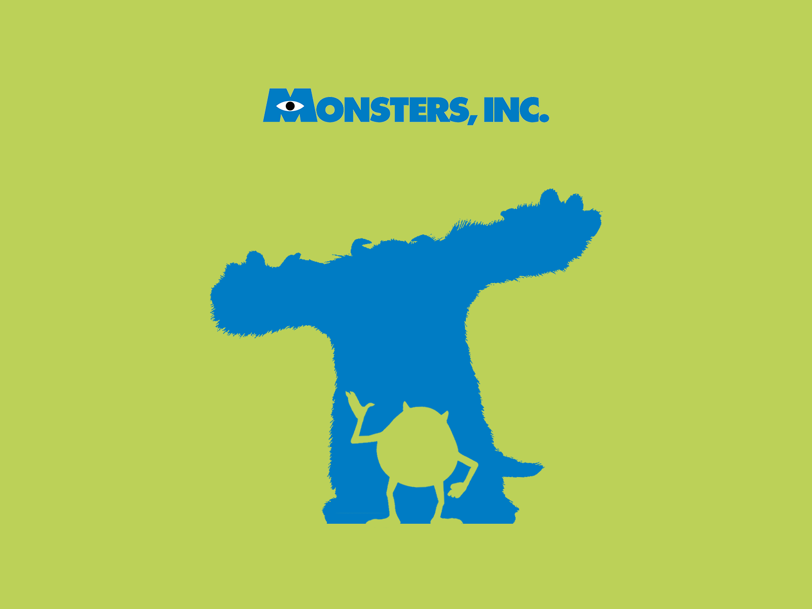 monsters, inc. wallpaper and background image | 1600x1200 | id:429662