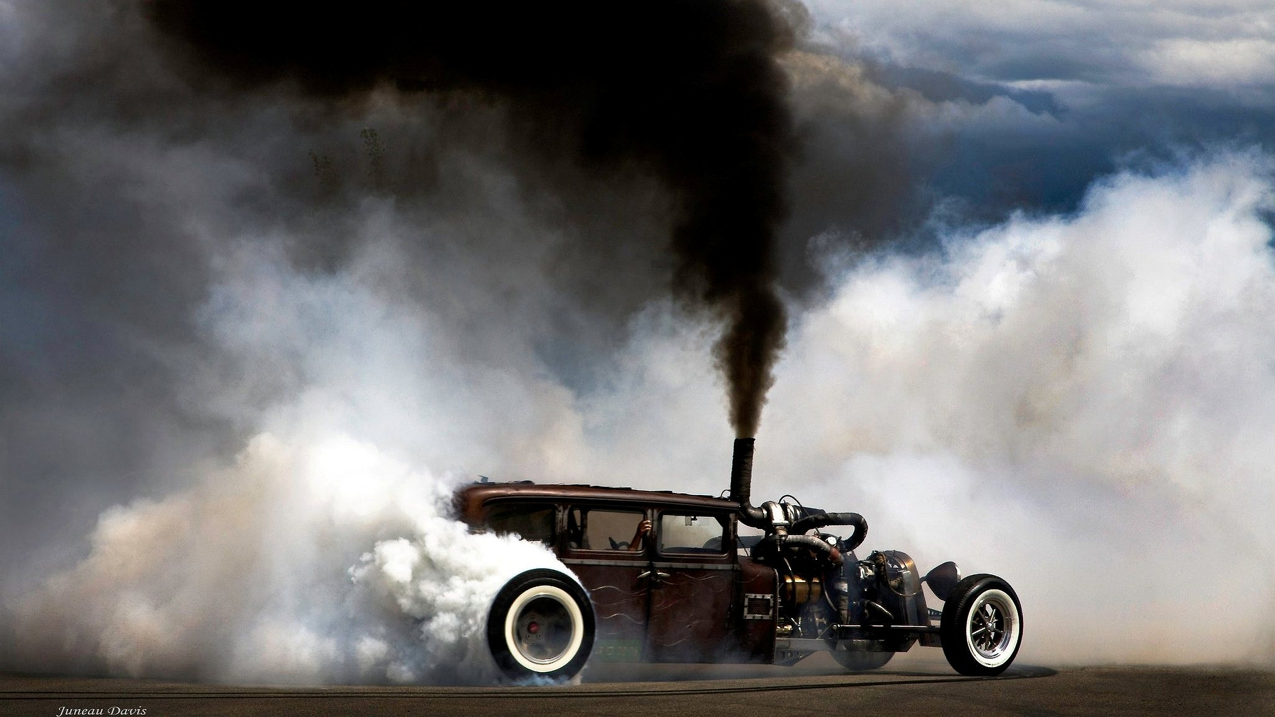 Diesel Rat Rod Full HD Wallpaper And Background Image