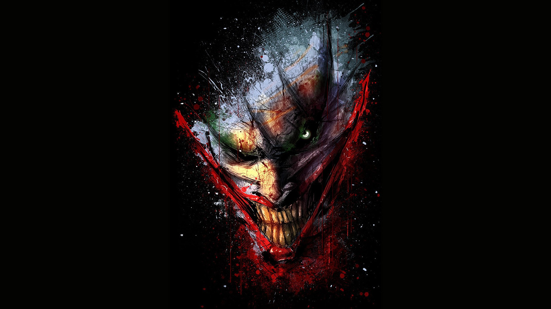 Joker HD Wallpaper   Hintergrund   1920x1080   ID:429889 ...