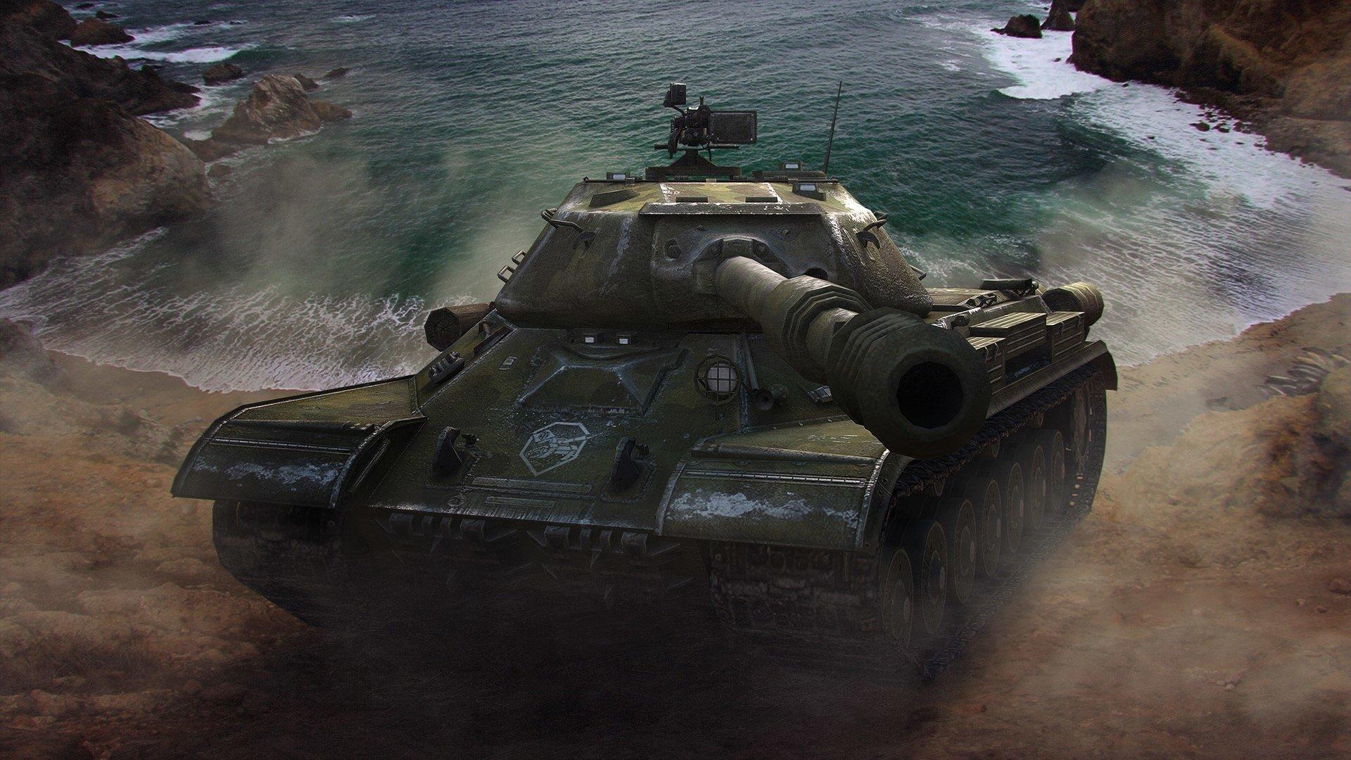 обои танк maus