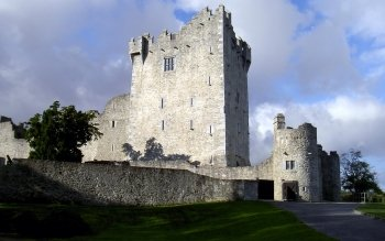 Man Made - Ross Castle Wallpapers and Backgrounds ID : 429534