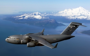 Military - Boeing C-17 Globemaster III Wallpapers and Backgrounds ID : 429901