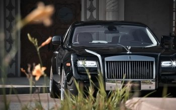 Vehicles - Rolls-royce Ghost Wallpapers and Backgrounds ID : 429933