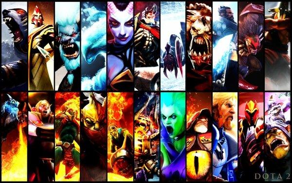 Video Game DotA 2 Dota HD Wallpaper   Background Image