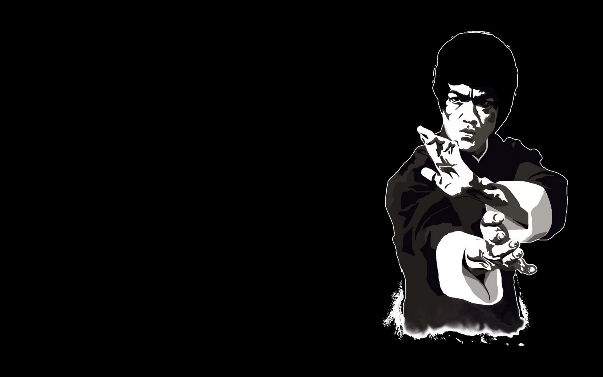 Bruce Lee Full Hd Wallpaper And Background 1920x1200
