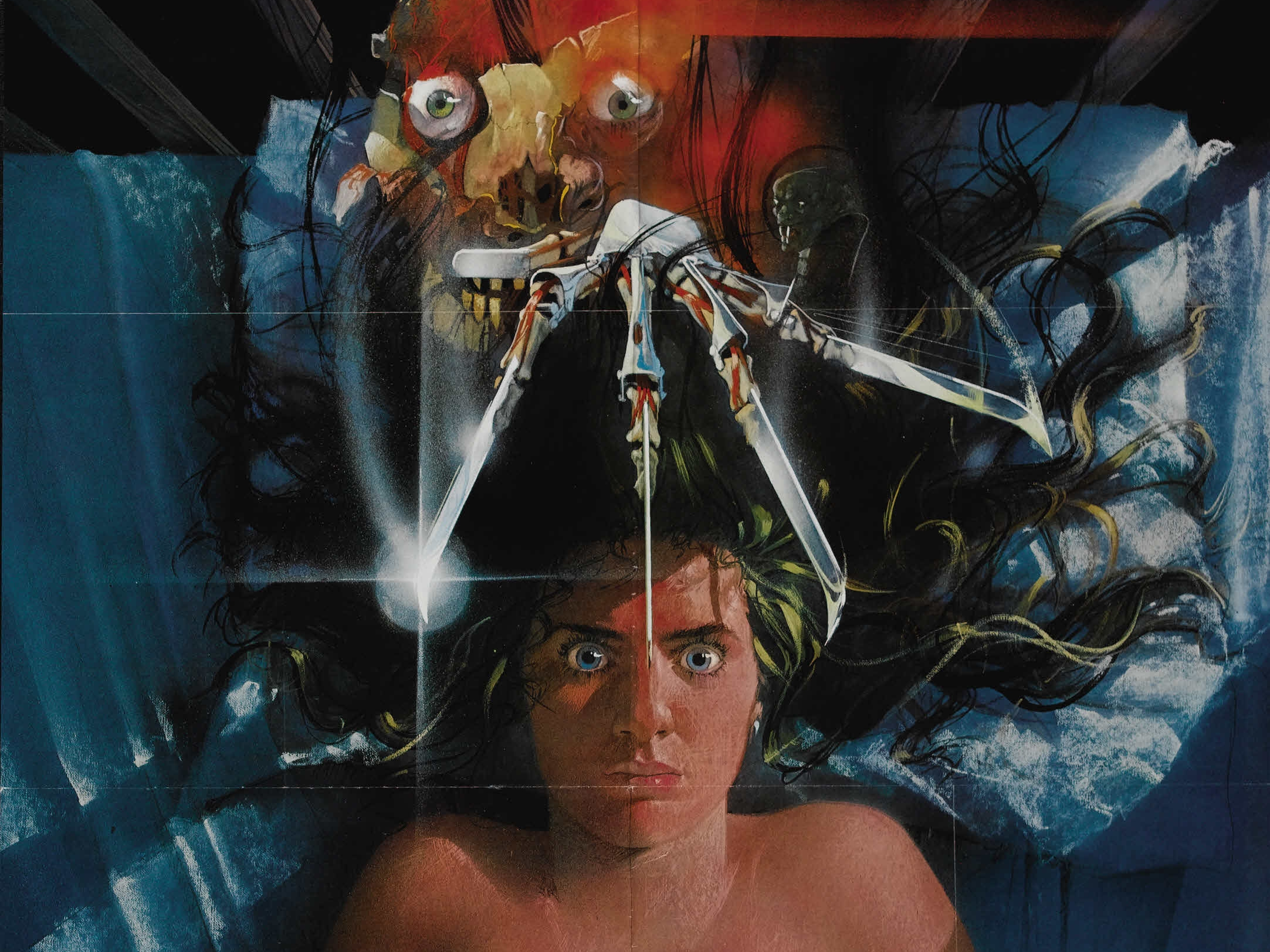 34 A Nightmare On Elm Street 1984 Hd Wallpapers Background