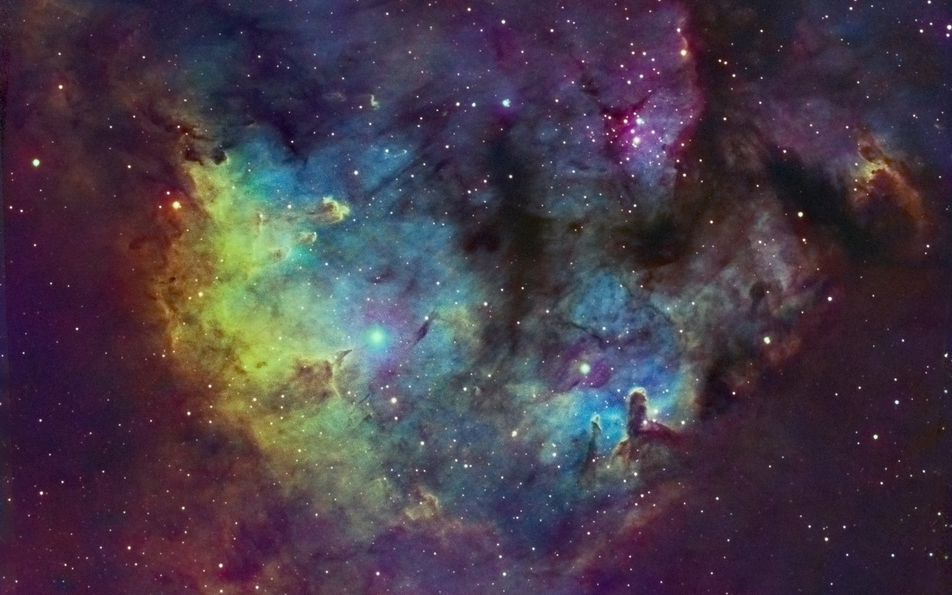 6 Awesome Cosmos Inspired Hd Wallpapers: Nebula HD Wallpaper