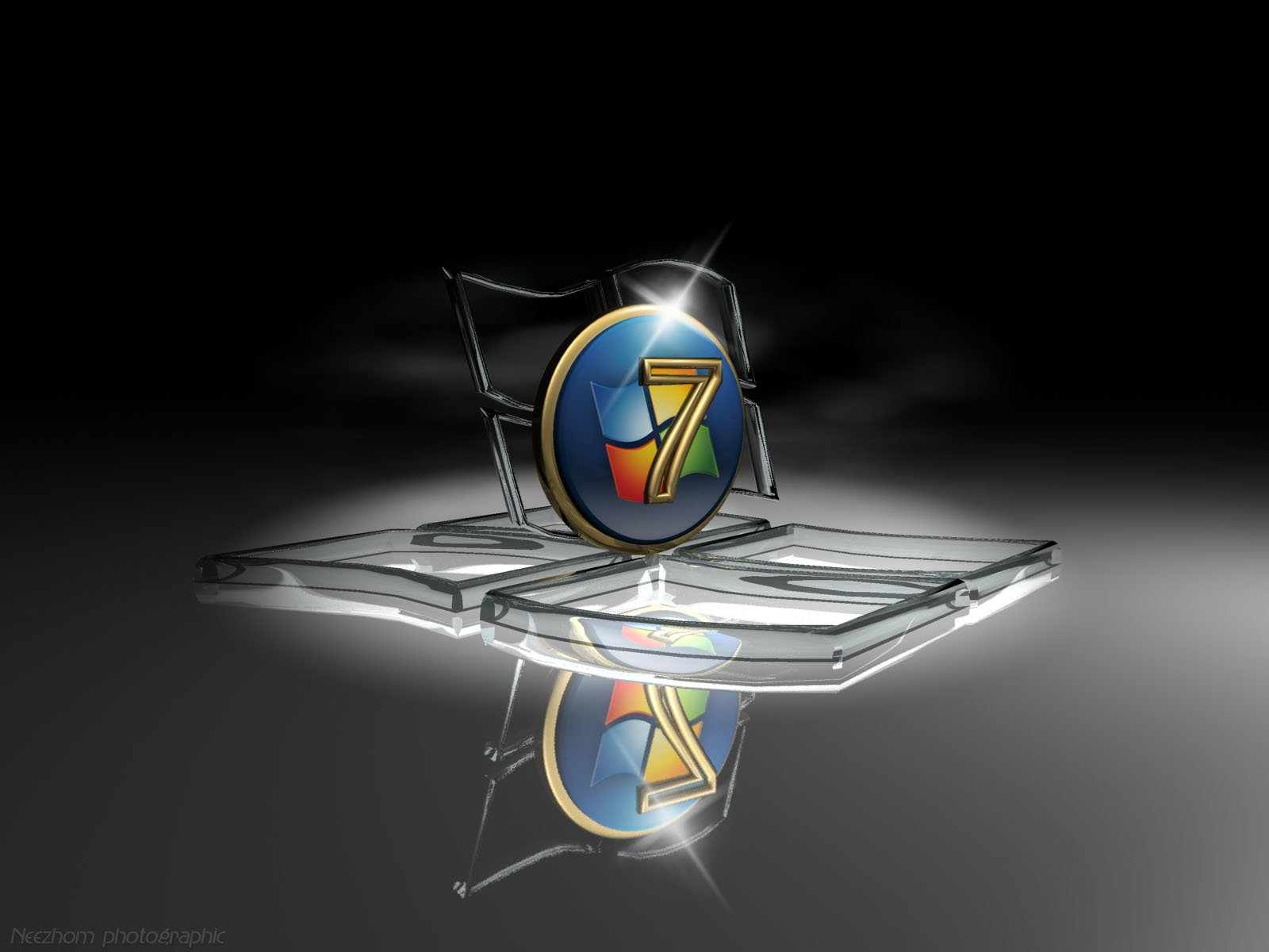 Technology - Windows 7  Windows Wallpaper