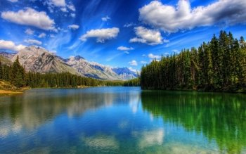 Terra - Lake Wallpapers and Backgrounds ID : 430354