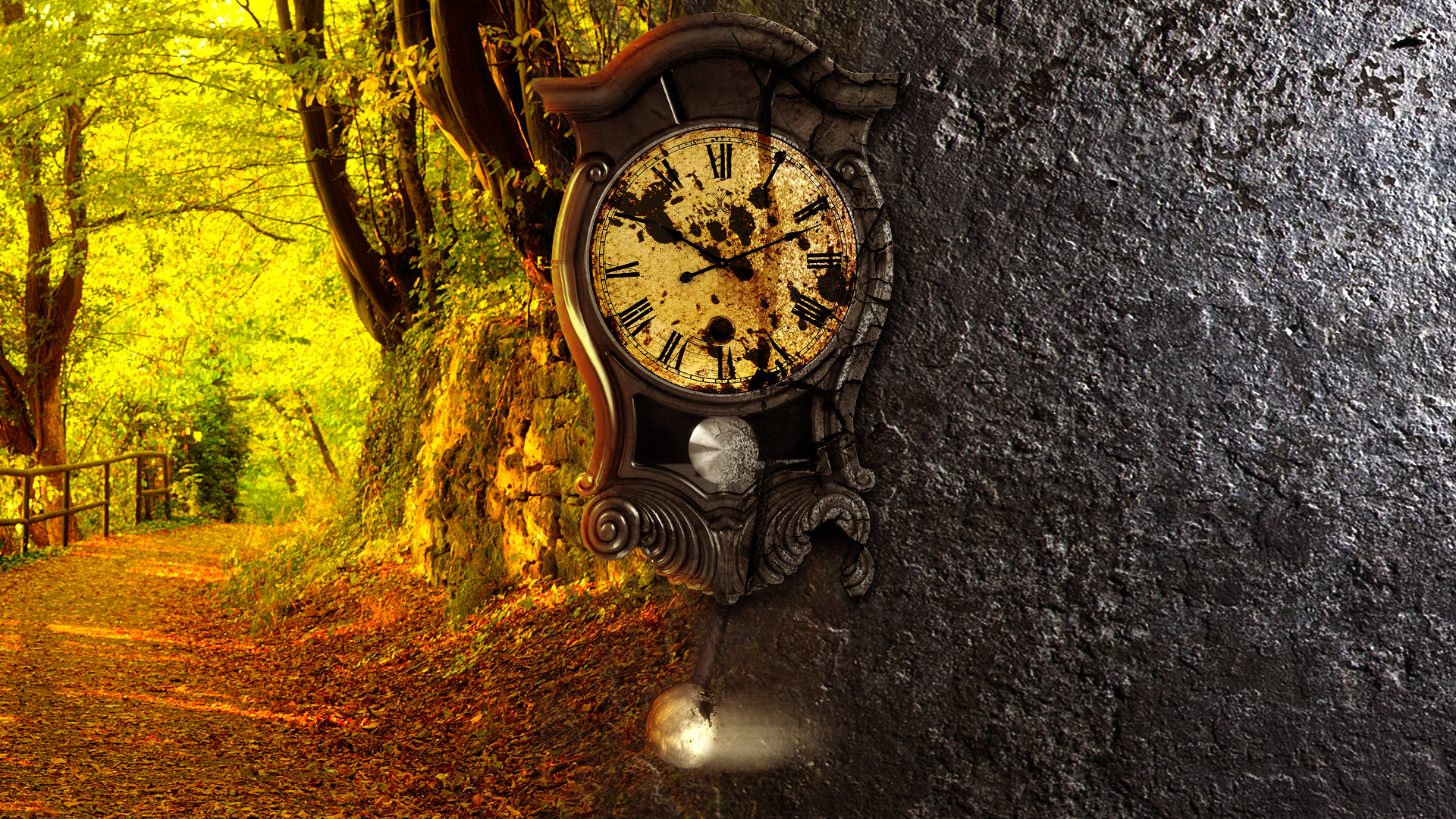 clock full hd wallpaper and background | 1920x1080 | id:431343