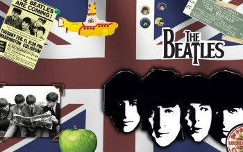 Music - The Beatles Wallpapers and Backgrounds