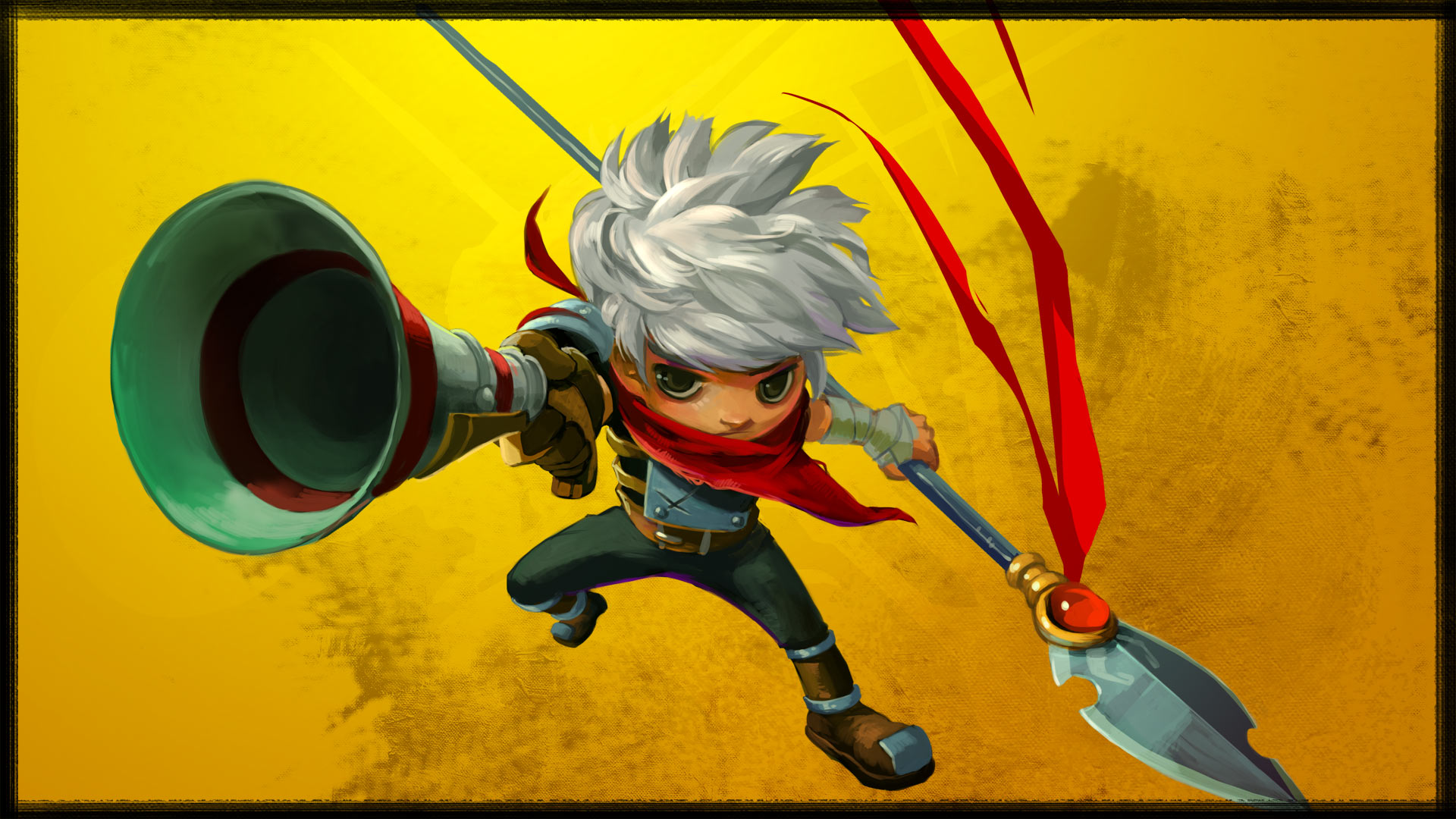 Bastion hd wallpaper background image 1920x1080 id 434498 wallpaper abyss - Bastion wallpaper ...