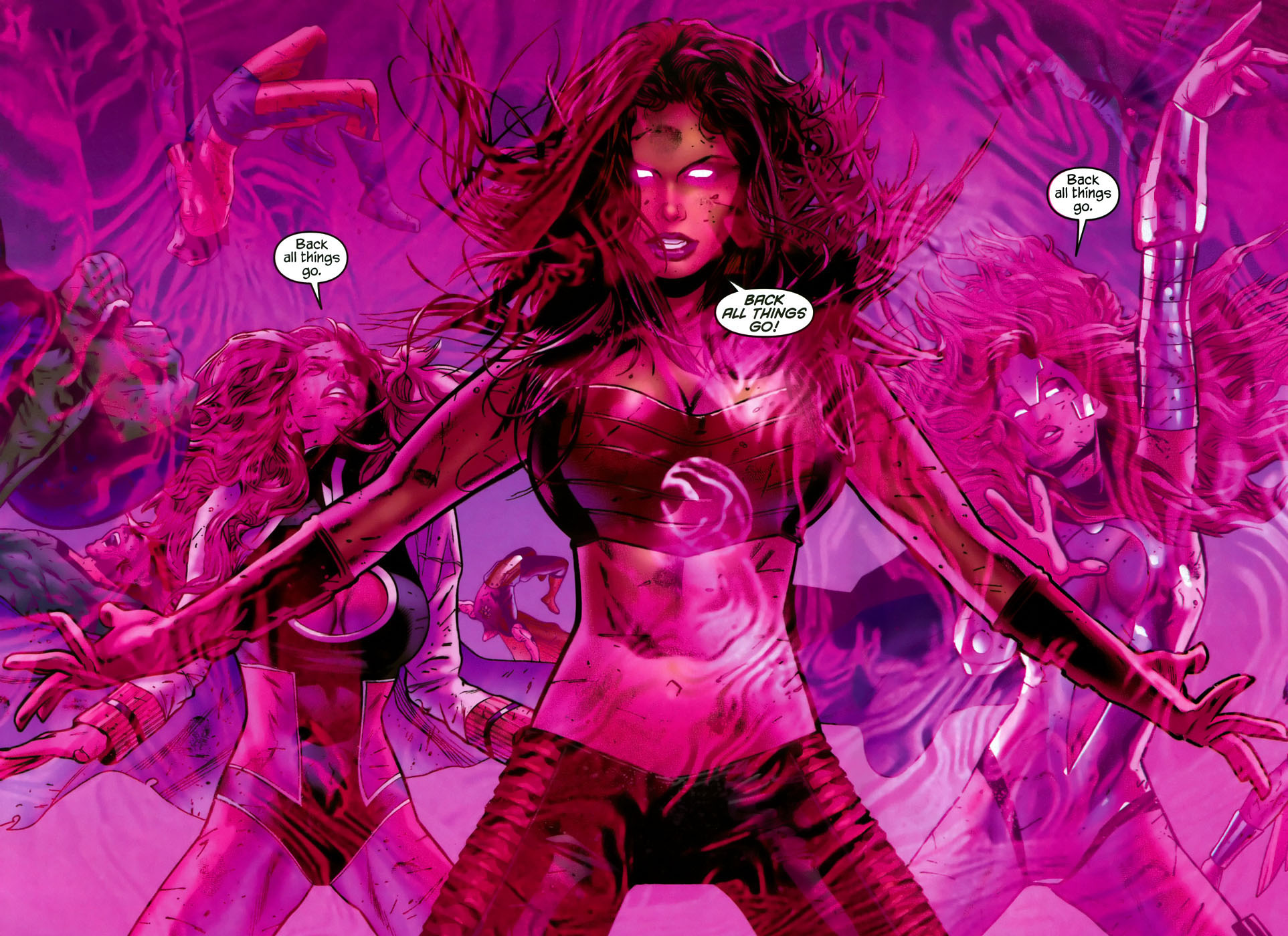 Scarlet Witch Hd Wallpaper Background Image 1925x1400 Id 434987 Wallpaper Abyss