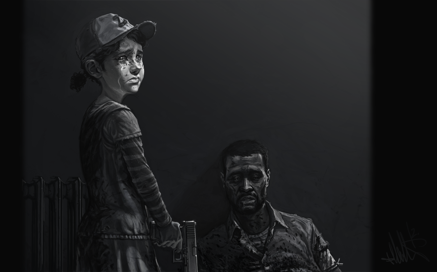 17 the walking dead: season 1 hd wallpapers | background images