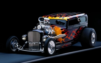 Fahrzeuge - Hot Rod Wallpapers and Backgrounds ID : 434116