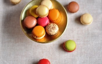 Alimento - Macaron Wallpapers and Backgrounds ID : 434584