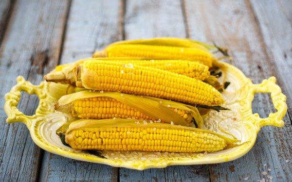 Food Corn HD Wallpaper | Background Image