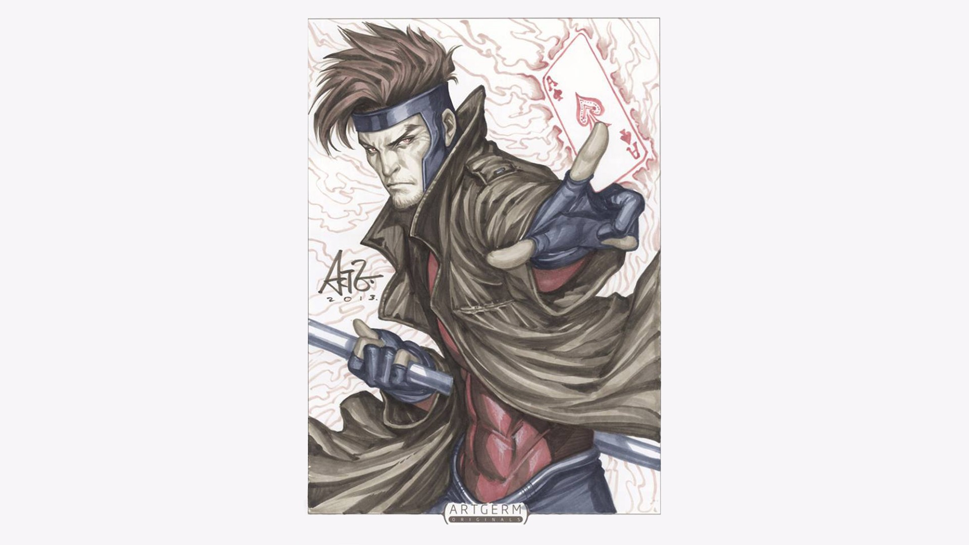 Gambit Wallpaper Wides...