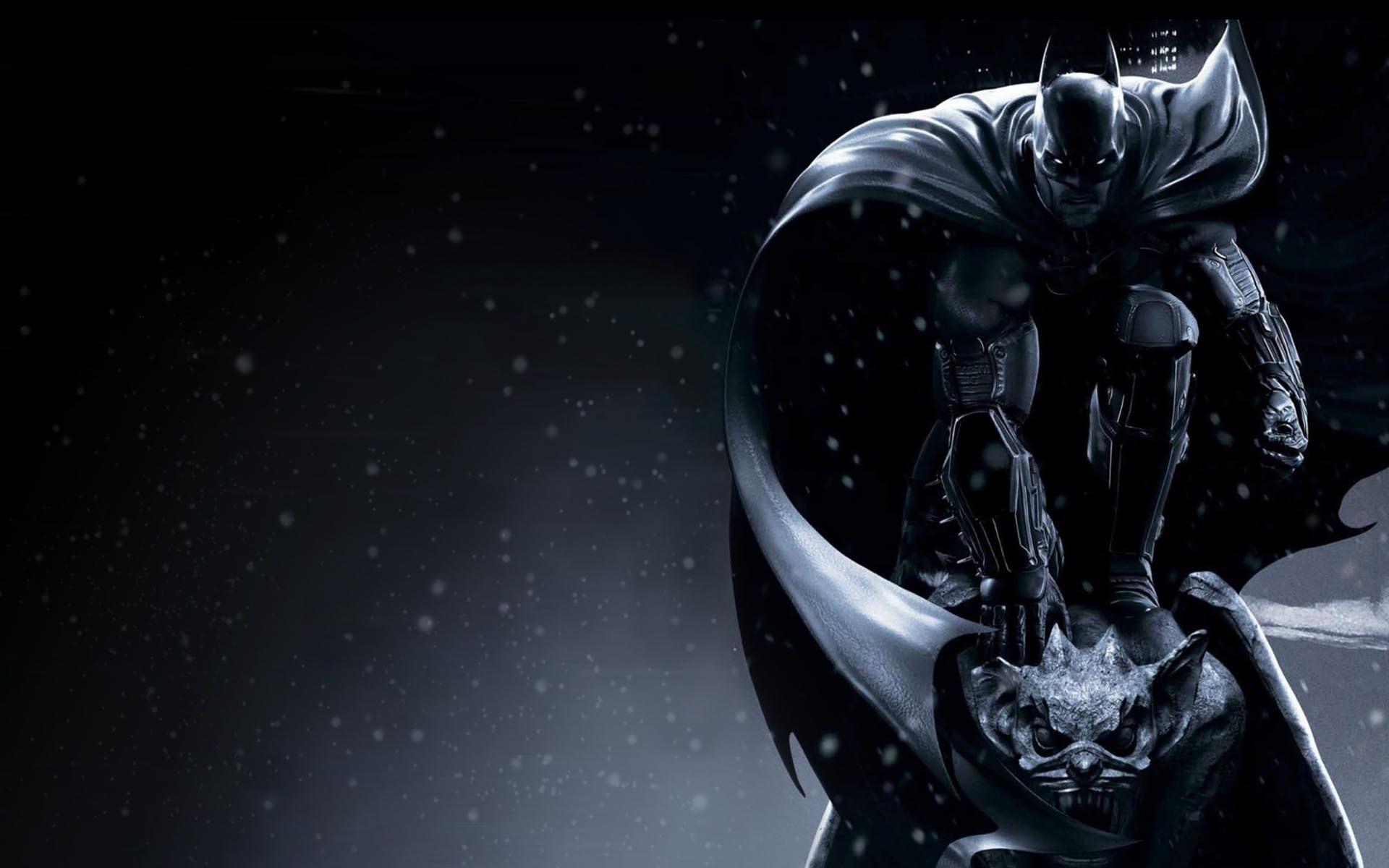 Batman Arkham Origins Hd Wallpaper Background Image 1920x1200