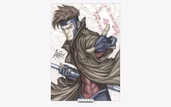 Serier - Gambit Wallpapers and Backgrounds ID : 435354