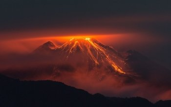 Earth - Volcano Wallpapers and Backgrounds ID : 435617