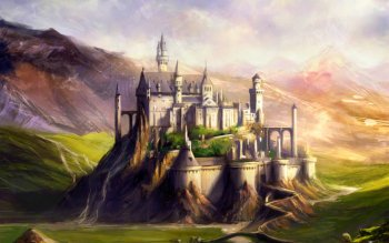 Fantasy - Castle Wallpapers and Backgrounds ID : 435647