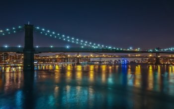 Man Made - Brooklyn Bridge Wallpapers and Backgrounds ID : 435979