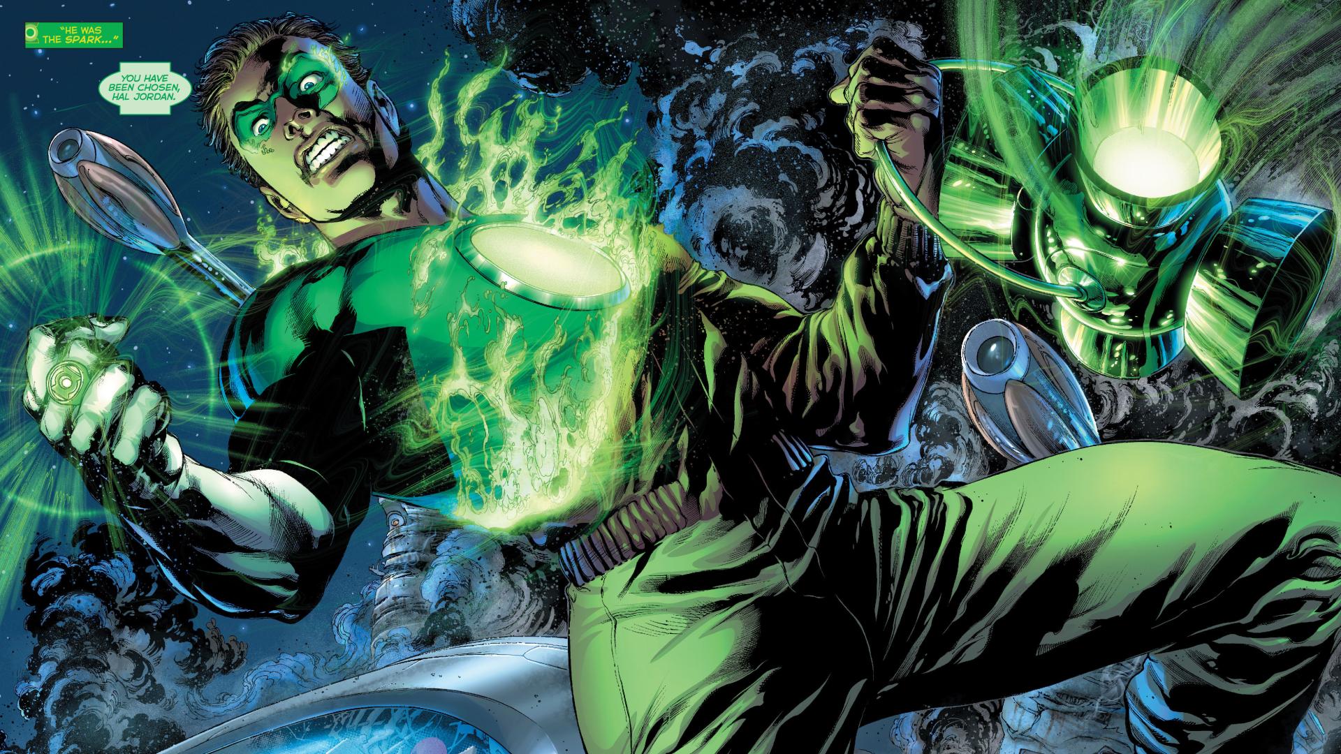 Green Lantern Comic Wallpaper: Green Lantern Computer Wallpapers, Desktop Backgrounds