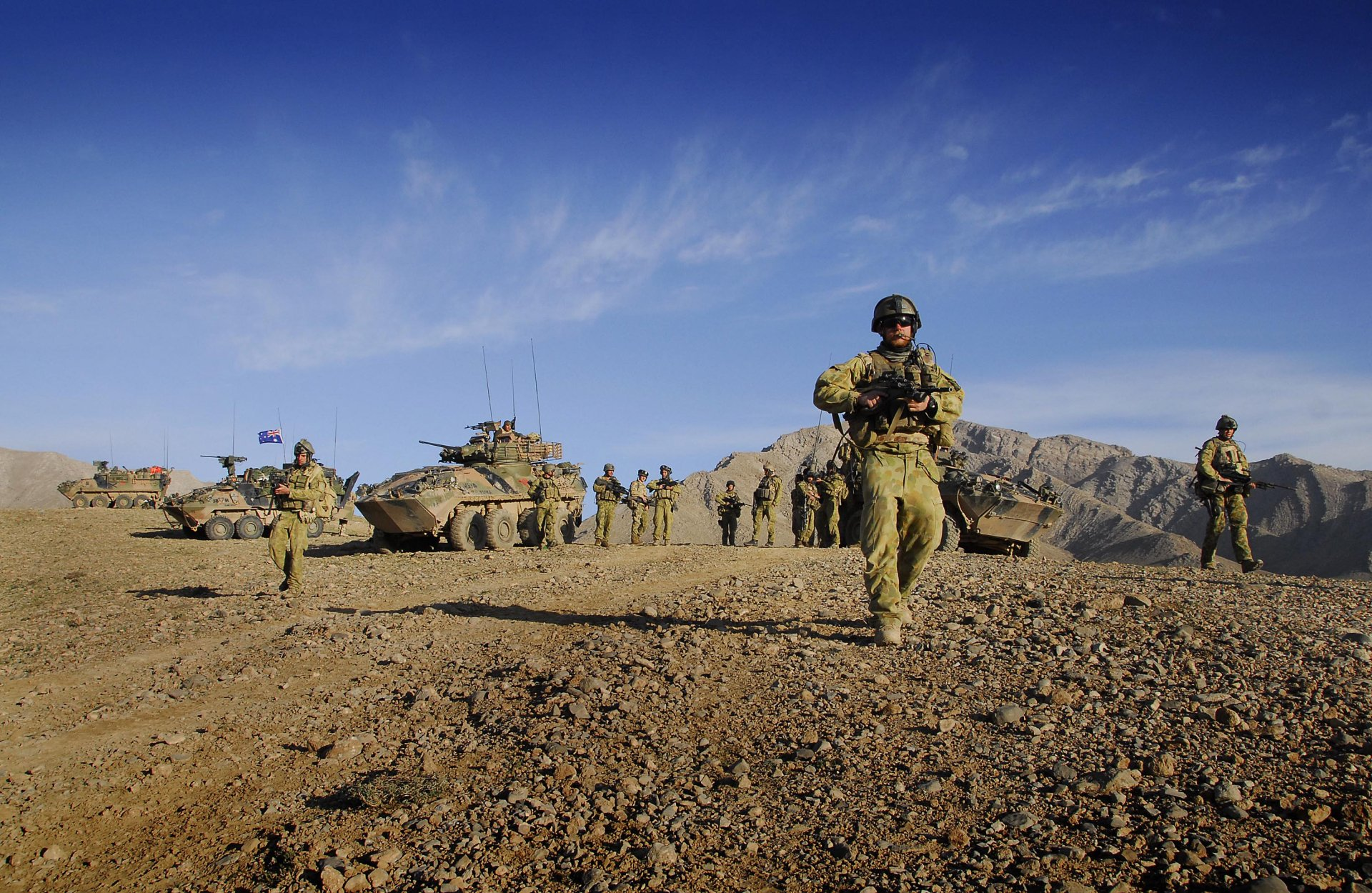 10 Australian Army Hd Wallpapers Background Images