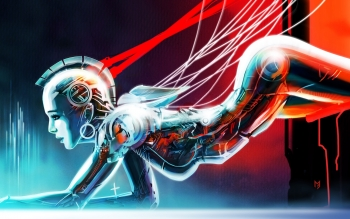 Sci Fi - Cyborg Wallpapers and Backgrounds ID : 436338
