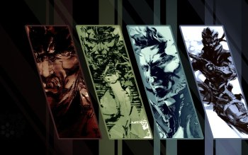 Videogioco - Metal Gear Wallpapers and Backgrounds ID : 437008