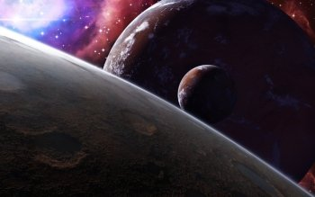 Science-Fiction - Planeten Wallpapers and Backgrounds ID : 437211
