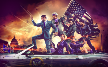 Computerspiel - Saints Row IV Wallpapers and Backgrounds ID : 437317