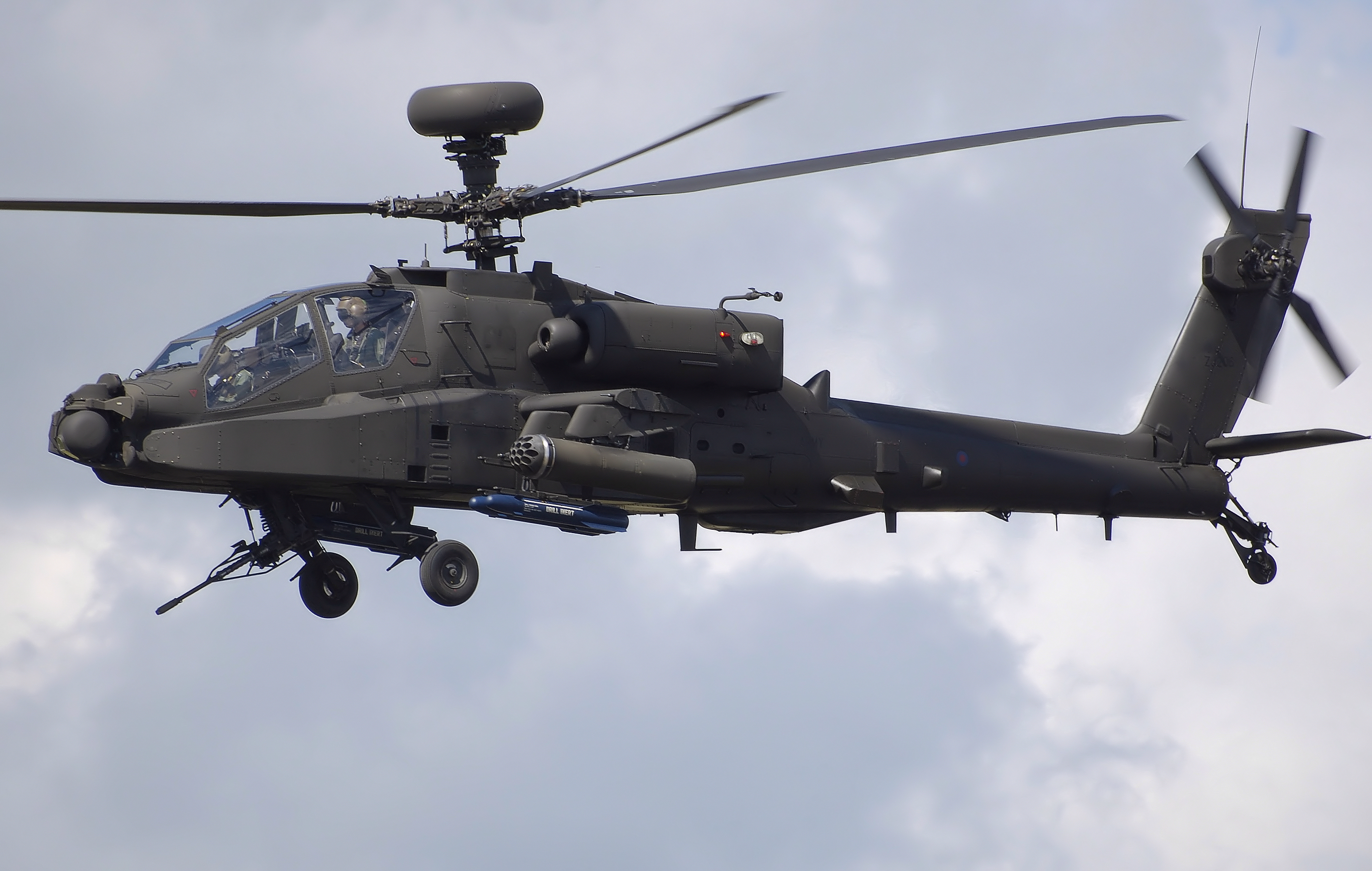boeing ah-64 apache full hd wallpaper and background | 2876x1825