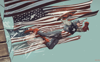 Comics - Captain America Wallpapers and Backgrounds ID : 438259