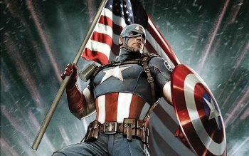 Comics - Captain America Wallpapers and Backgrounds ID : 438716