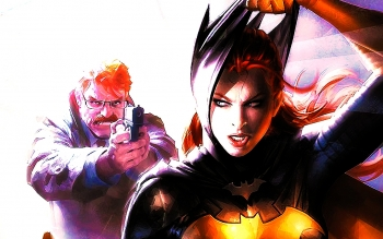 Comics - Batgirl Wallpapers and Backgrounds ID : 439331
