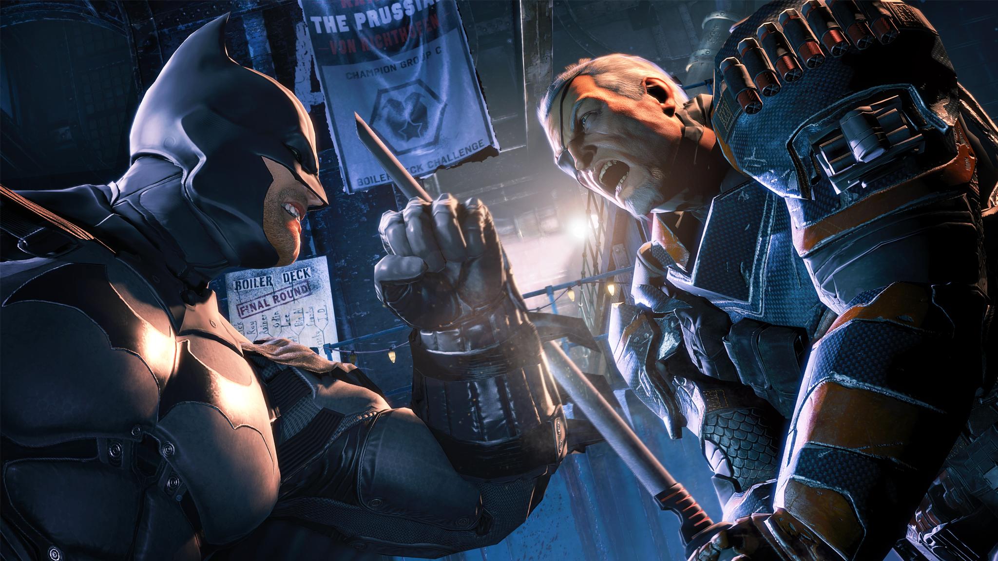 dethstroke video game wallpaper - photo #12